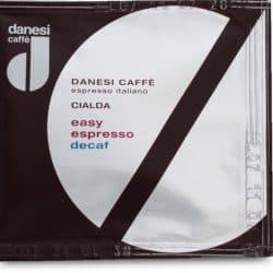 DANESI Easy espresso Decaf ese pad cialde