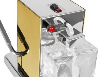 La Piccola Piccola Gold hinten Modell 2019 ESE Kaffeemaschine
