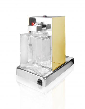 La Piccola Gold hinten links Modell 2019 ESE Kaffeemaschine