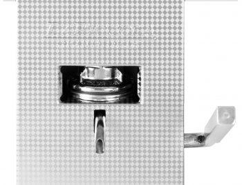 La Piccola Piccola Perla Detail ESE Pad Espressomaschine