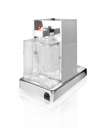 La Piccola Piccola Perla ansicht hinten Modell 2019 ESE Espressomaschine