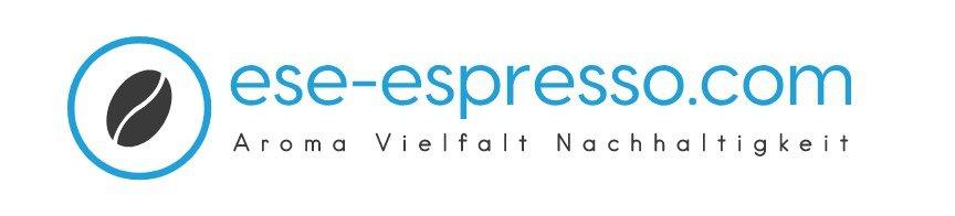 ese-espresso com Logo