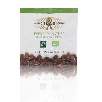 Miscela d Oro Espresso Natura ESE Pad