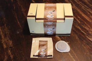 Caffe Serrano ESE Pads Verpackung