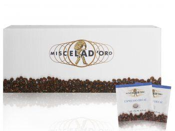 Miscela d Oro Espresso Decaf ESE Pads 150 cialde