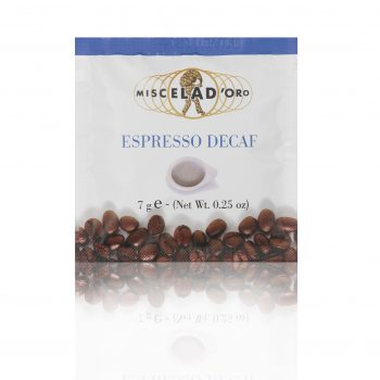 Miscela d Oro Espresso Decaf ESE Pads