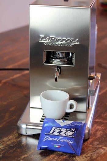 Izzo Grand Espresso ESE Pad