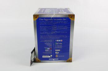 Borbone Miscela Nera ESE Pads 100 Stück Karton