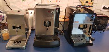 Service für La Piccola und ESE Espresso Maschinen