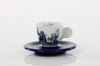 Espressotasse Lucaffe Blucaffe