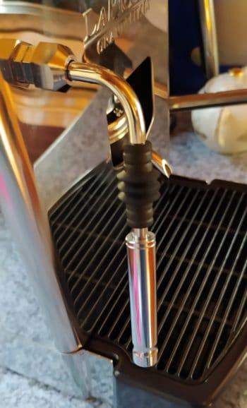La Piccola Sara Vapore Dampdüse Metall NEU 2021 neues Modell