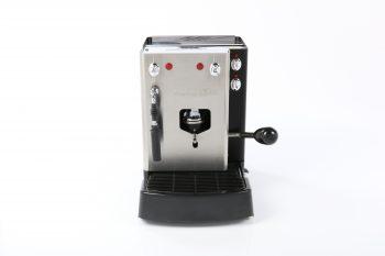 La Piccola Sara Vapore nero espressomaschine für ese pads