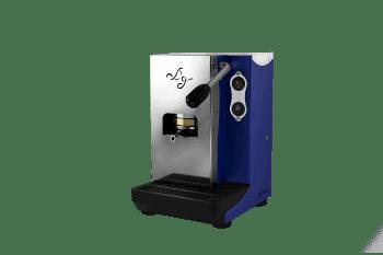 Aroma Plus ESE Pad Espressomaschine Blau