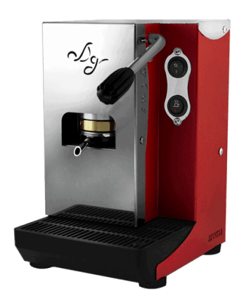 Aroma Plus Rot ese pads Espressomaschine