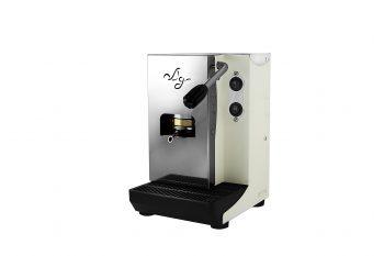 Aroma Plus Weiß ese pads Espressomaschine