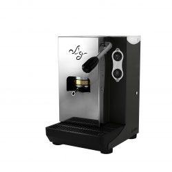 Aroma Plus schwarz ese pads Espressomaschine
