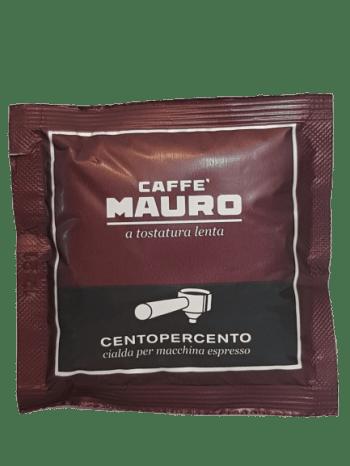 Caffe Mauro Centopercento ESE Pad Pod Cialde