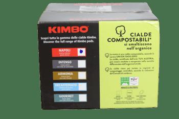 Kimbo Napoli ESE Pad Espresso 100 Box Sorten