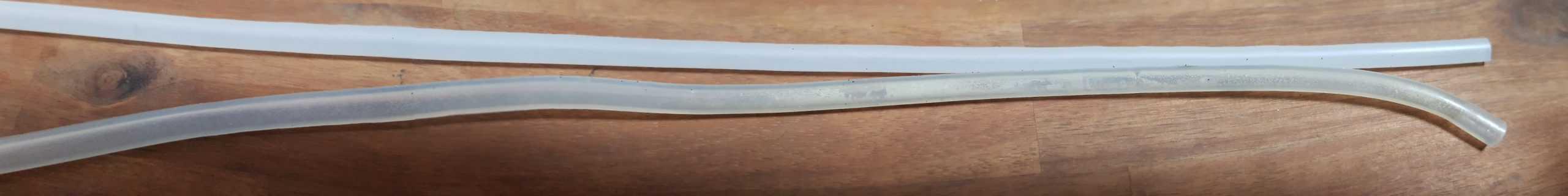 La Piccola Wasserschlauch wechseln alter schlauch