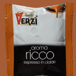 Caffe VERZI ricco Kaffeepads ESE pads 150