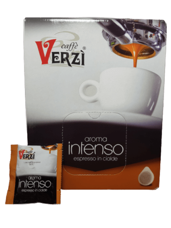 Caffe Verzi aroma intenso ESE Pads