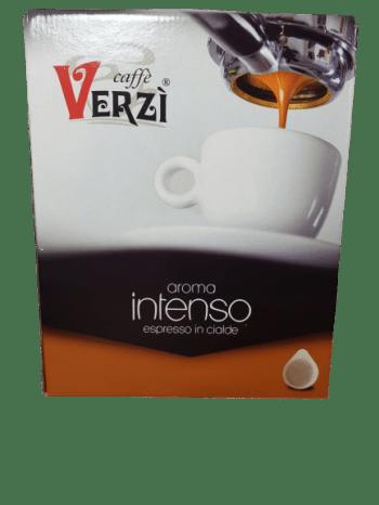 VERZI Caffe intenso die besten ESE Pads