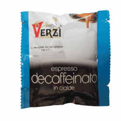 VERZI Caffe decaffeinato ESE Pad Espresso