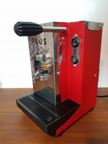 Aroma Plus Messing Rot ESE Kaffeemaschine