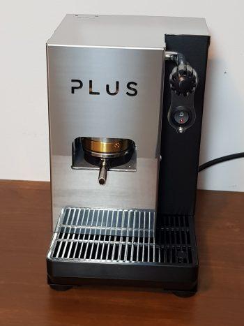 Aroma Plus Schwarz Espressomaschine für ESE Pads