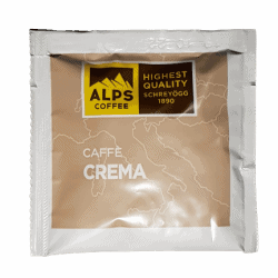 Alps Coffee CREMA ESE Pads Schreyögg