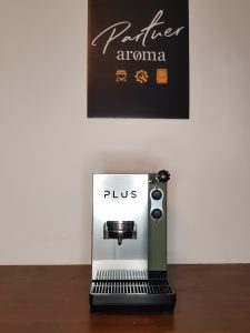 Aroma Plus Partner Service Maschine